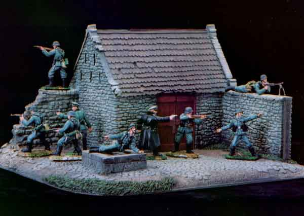 Wwii Playsets