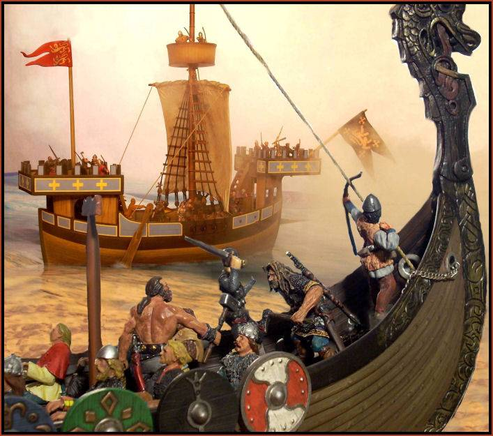 Dendrochronological dating of the viking age ships